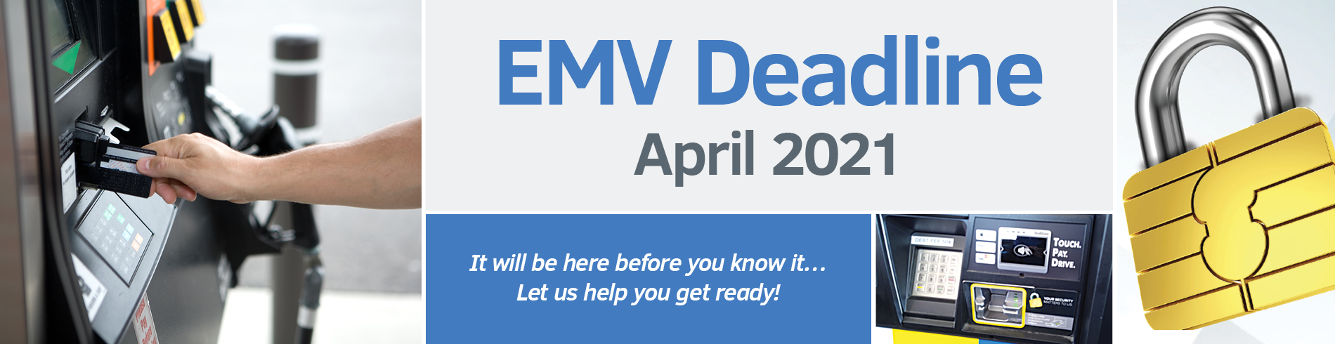 EMV Deadline Coming Up